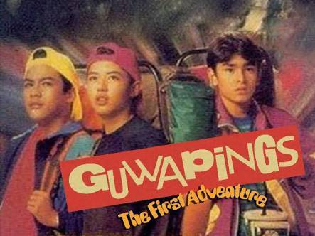 jomari yllana, gwapings: the first adventure