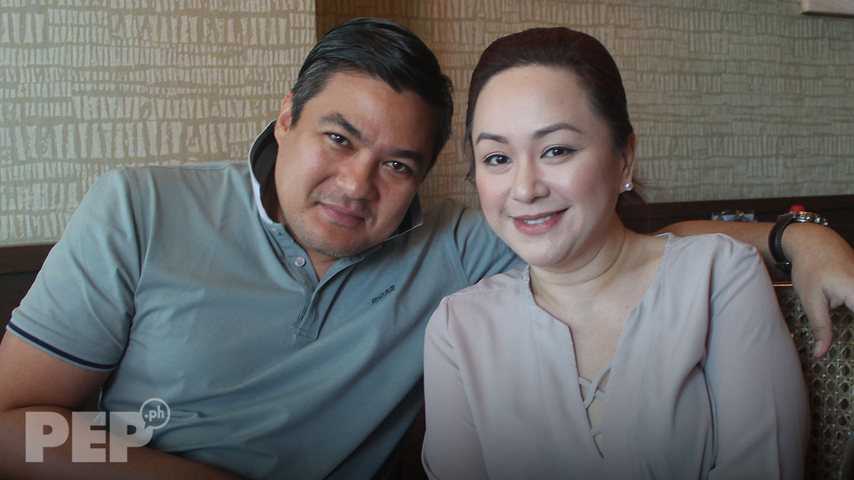 44 yrs old jomari and priscilla