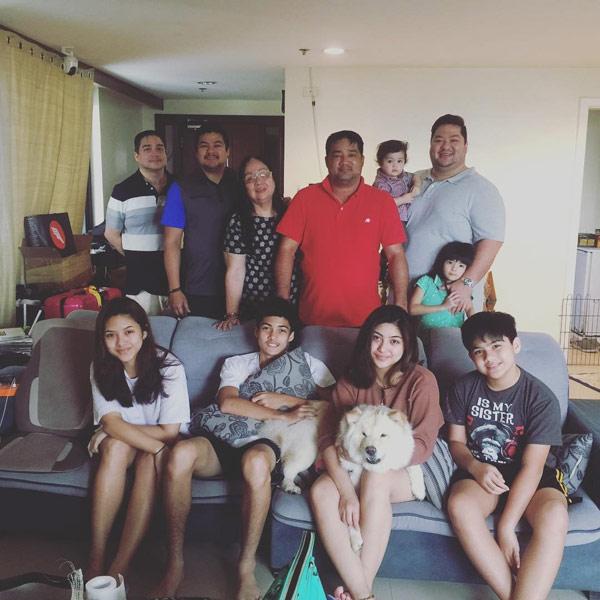 Yllana family