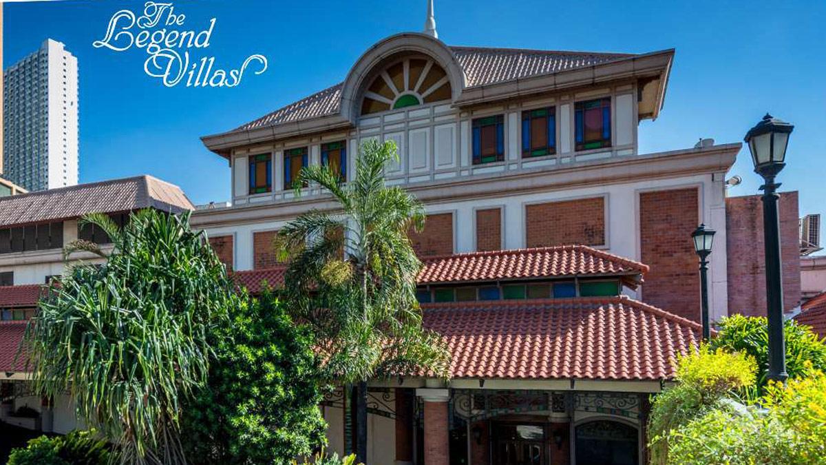 The Legend Villas closure