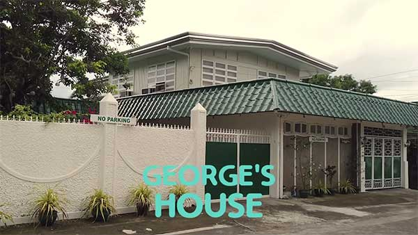 George's House in Tabing Ilog