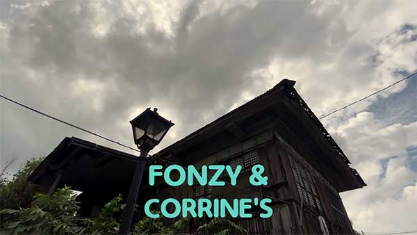 Fonzy and Corrine's house