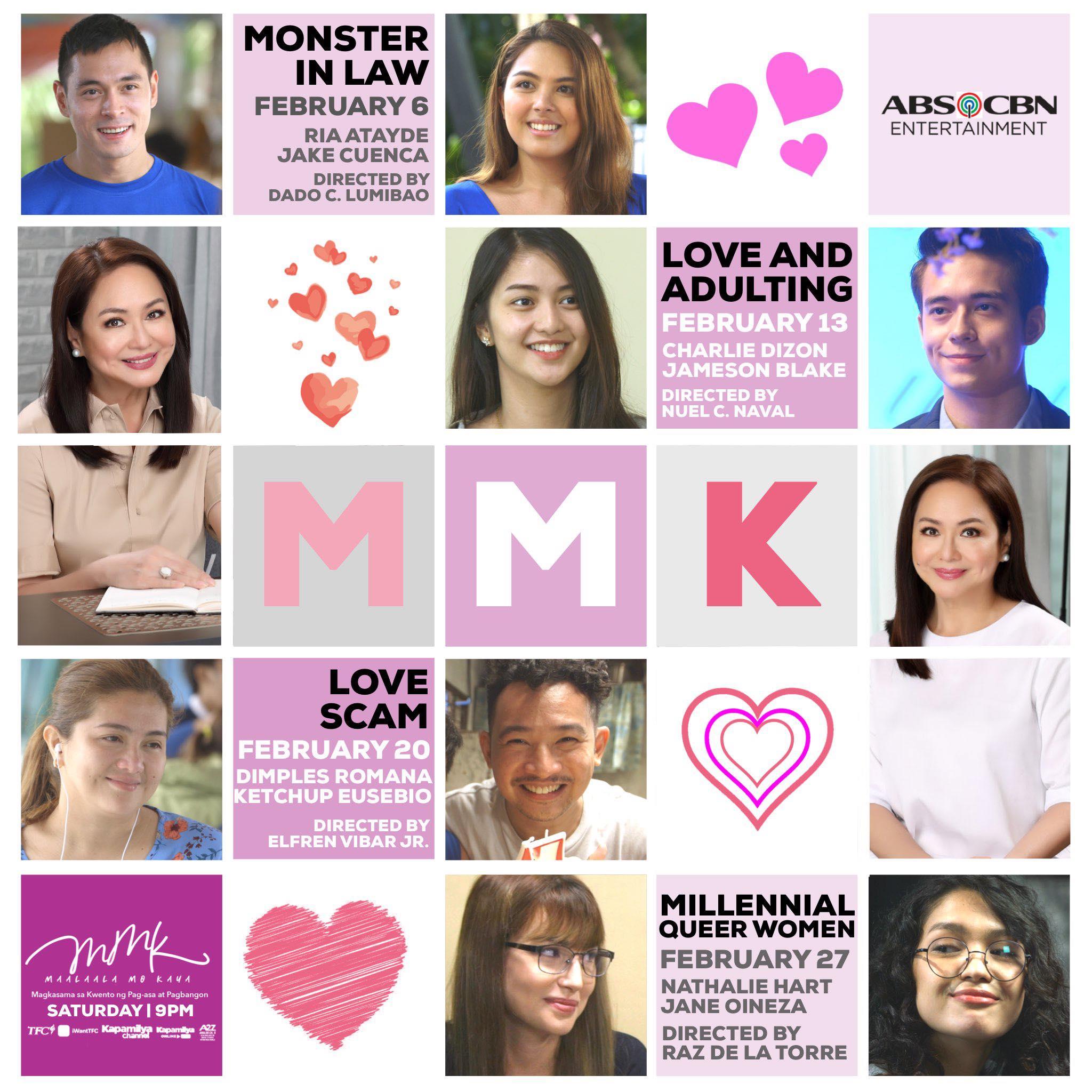 MMK episode lineup