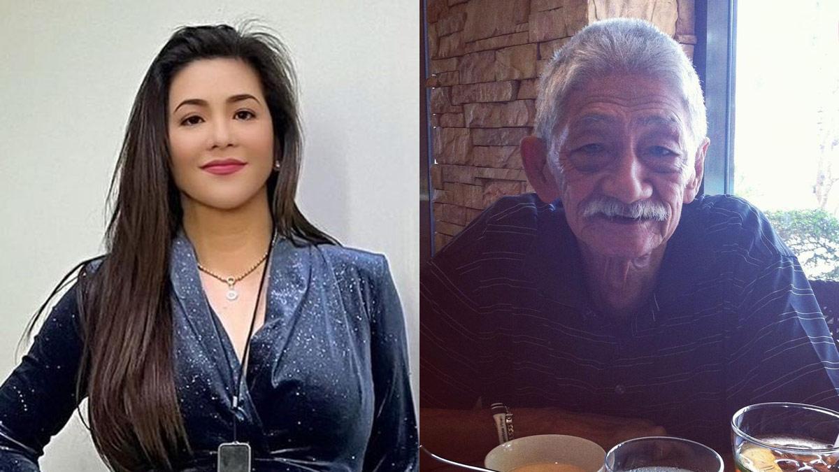 Regine Velasquez Mang Gerry death anniversary