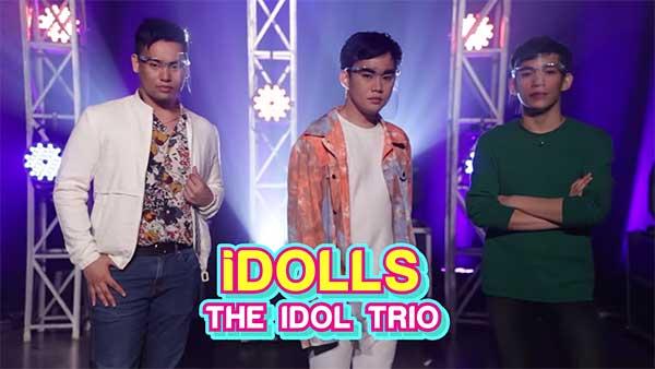 Your Face Sounds Familiar celebrity finalist iDOLLS