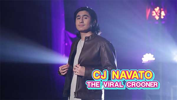 Your Face Sounds Familiar celebrity finalist CJ Navato