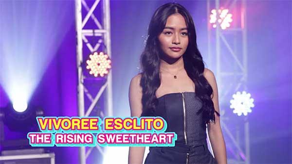 Your Face Sounds Familiar celebrity finalist Vivoree Esclito