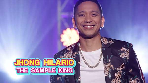 Your Face Sounds Familiar celebrity finalist Jhong Hilario