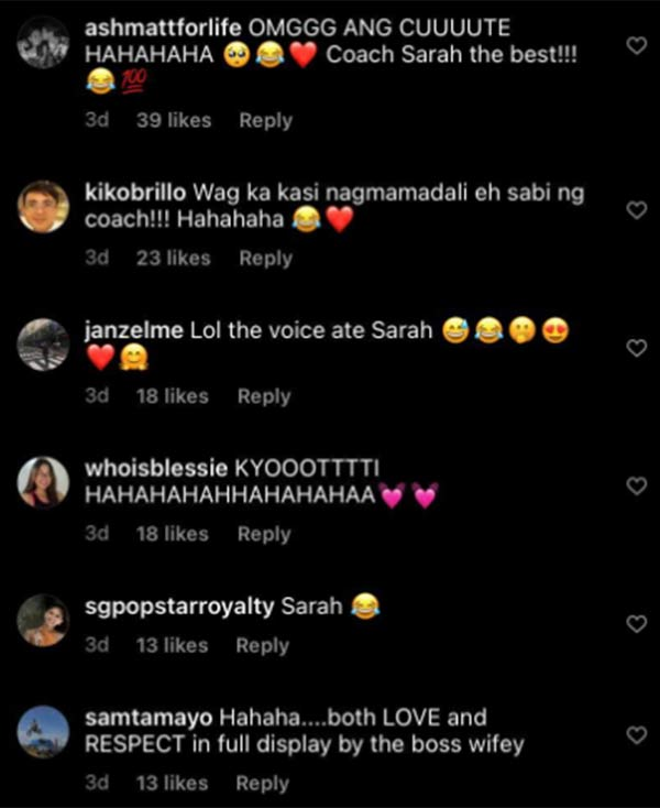netizens call sarah kumander, the beast coach
