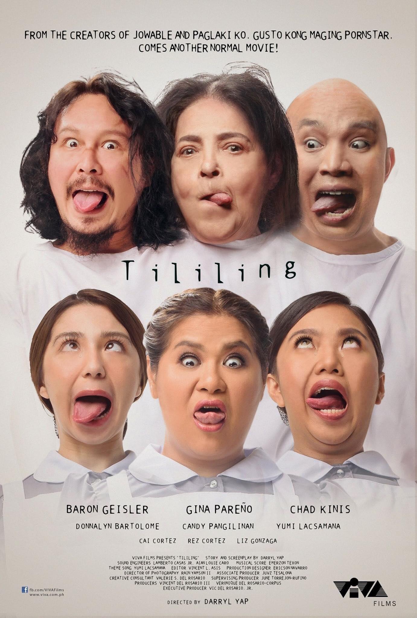 Tililing poster