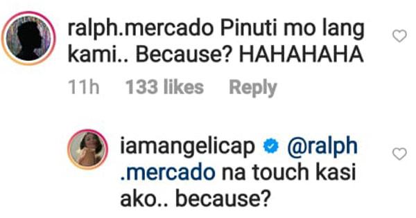 angelica panganiban because meme