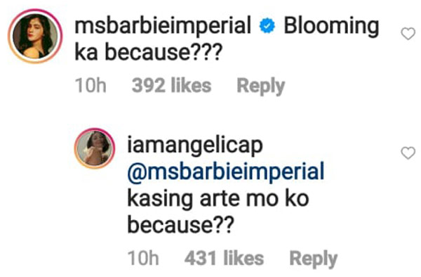 barbie imperial because meme; angelica panganiban joins the viral meme