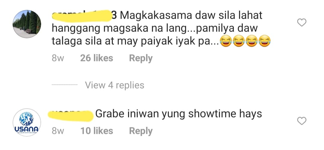 netizens show dismay over direk bobet decision of leaving It's Showtime