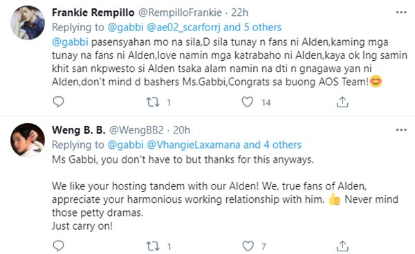 alden fans apologize to gabbi garcia