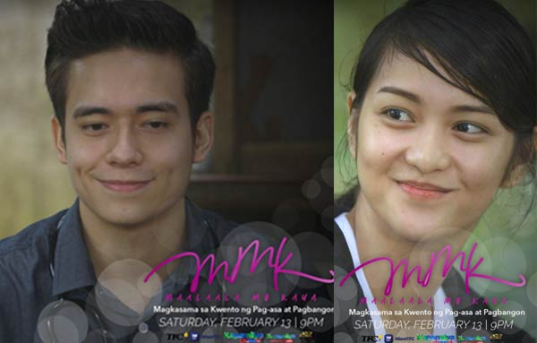 Charlie Dizon, Jameson Blake in MMK