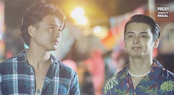 teejay marquez and jerome ponce in Ben x Jim