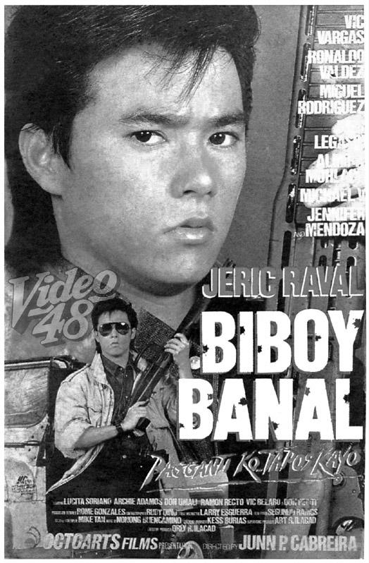 Jeric Raval in Biboy Banal