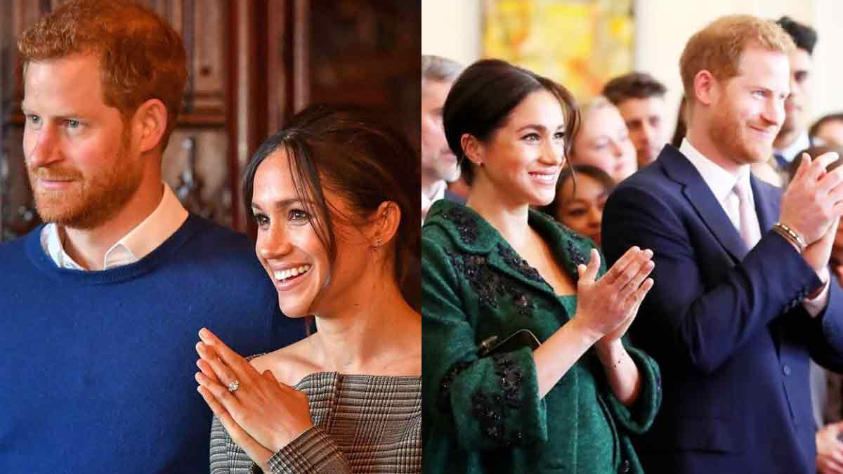 Prince Harry, Meghan Markle Second Baby