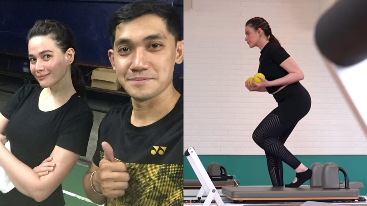 BEa Alonzo workout 2021