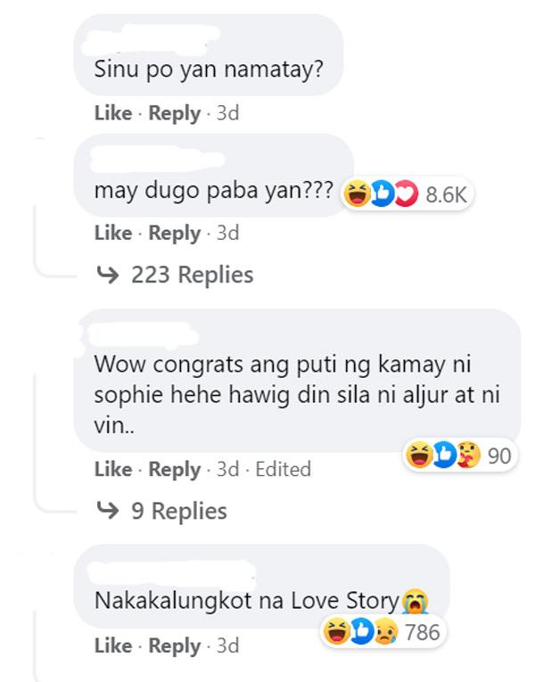 netizens react on sophie albert fair skin tone