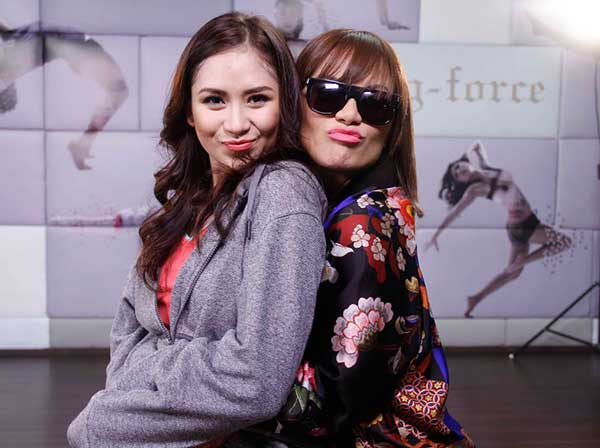 Sarah Geronimo, Teacher Georcelle