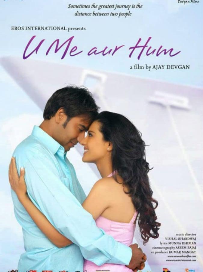 U ME AUR HUM (YOU, ME AND US, 2008)
