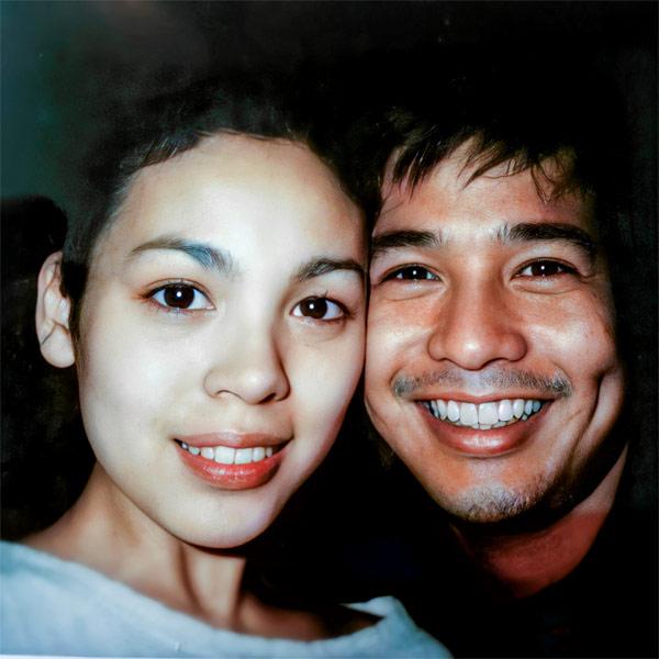 real-life couple claudine barretto, rico yan
