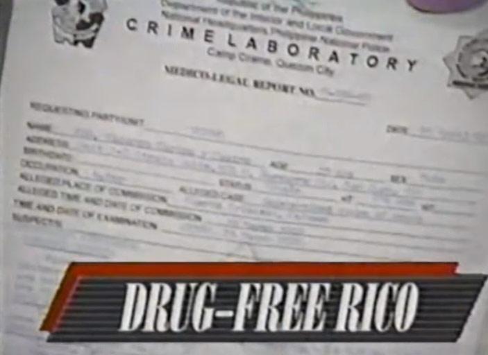 Rico Yan autopsy report