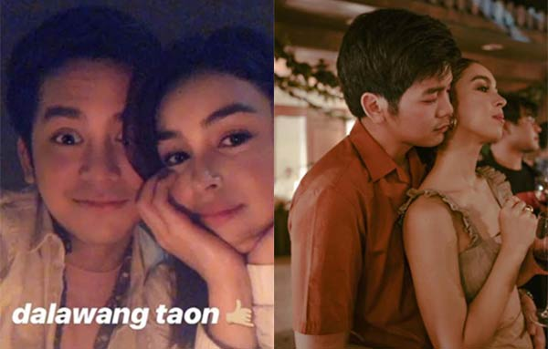 Joshua Garcia, ex-girlfriend Julia Barretto
