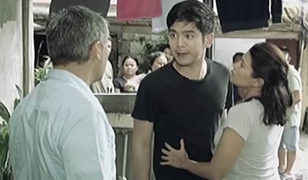 Joshua Garcia in The Good Son