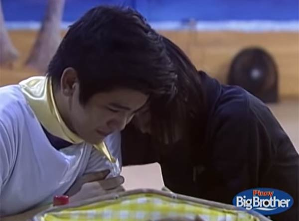 joshua garcia in PBB All In