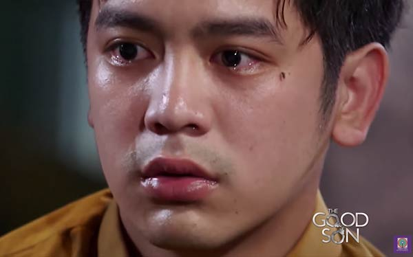 Joshua Garcia as Joseph Buenavidez in The Good Son