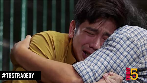 Joshua Garcia as Joseph in The Good Son