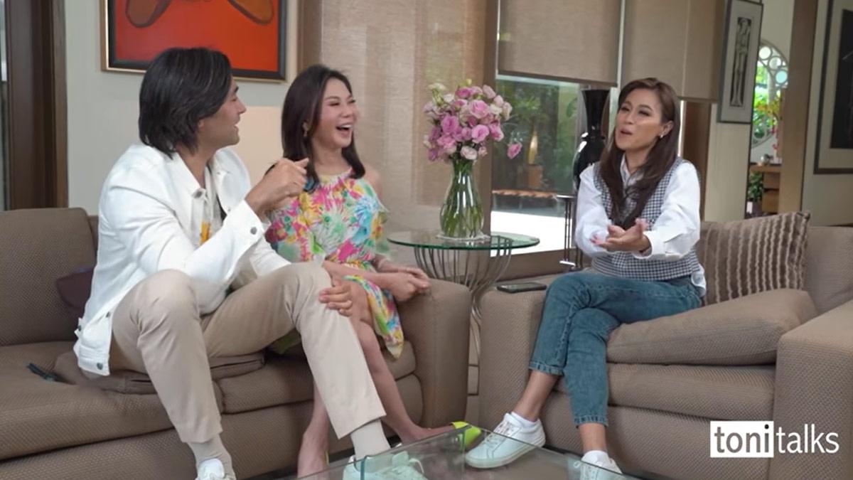 Vicki Belo, Hayden Kho on Toni Gonzaga Vlog
