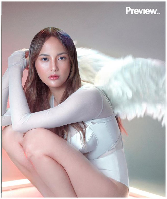 Ellen Adarna for Preview