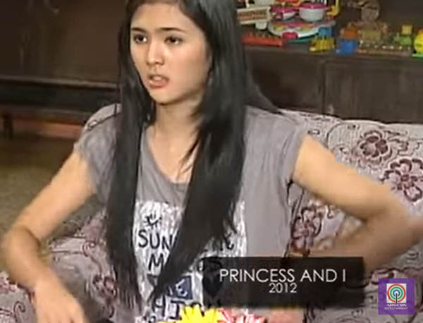 Sofia Andres in Princess and I