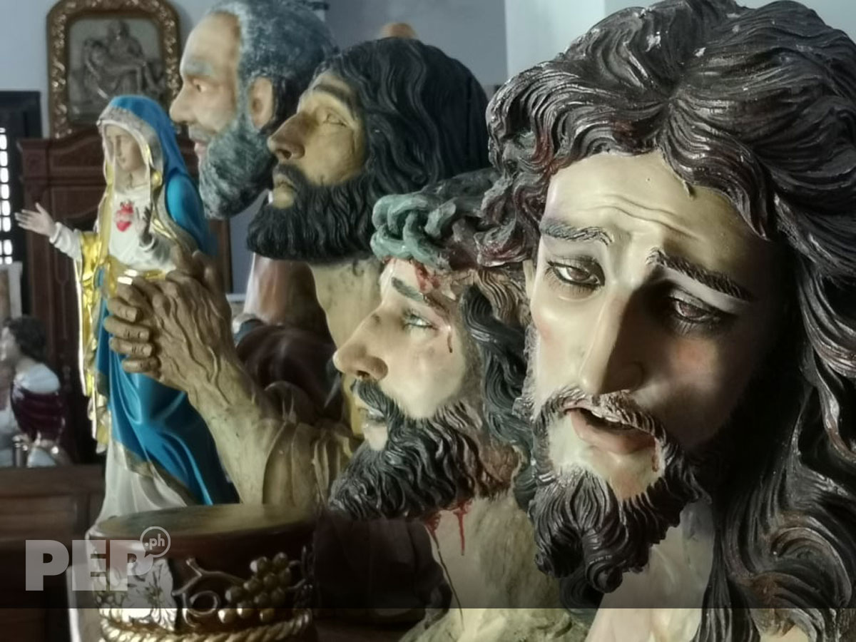 Leandro Baldemor religious figures
