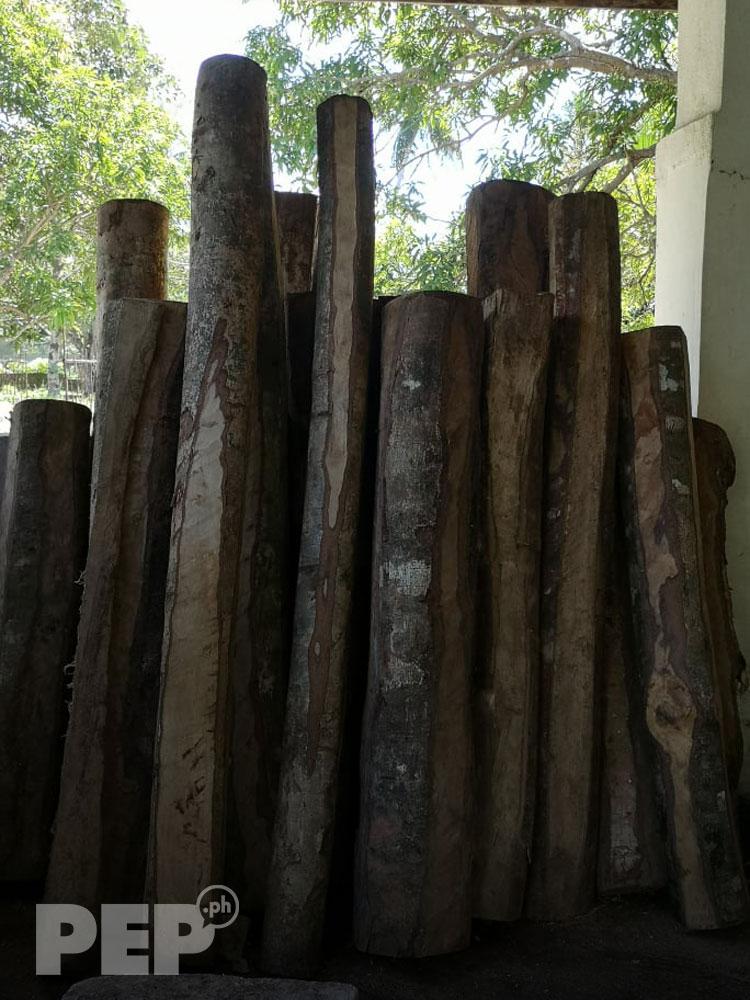 Batikuling wood