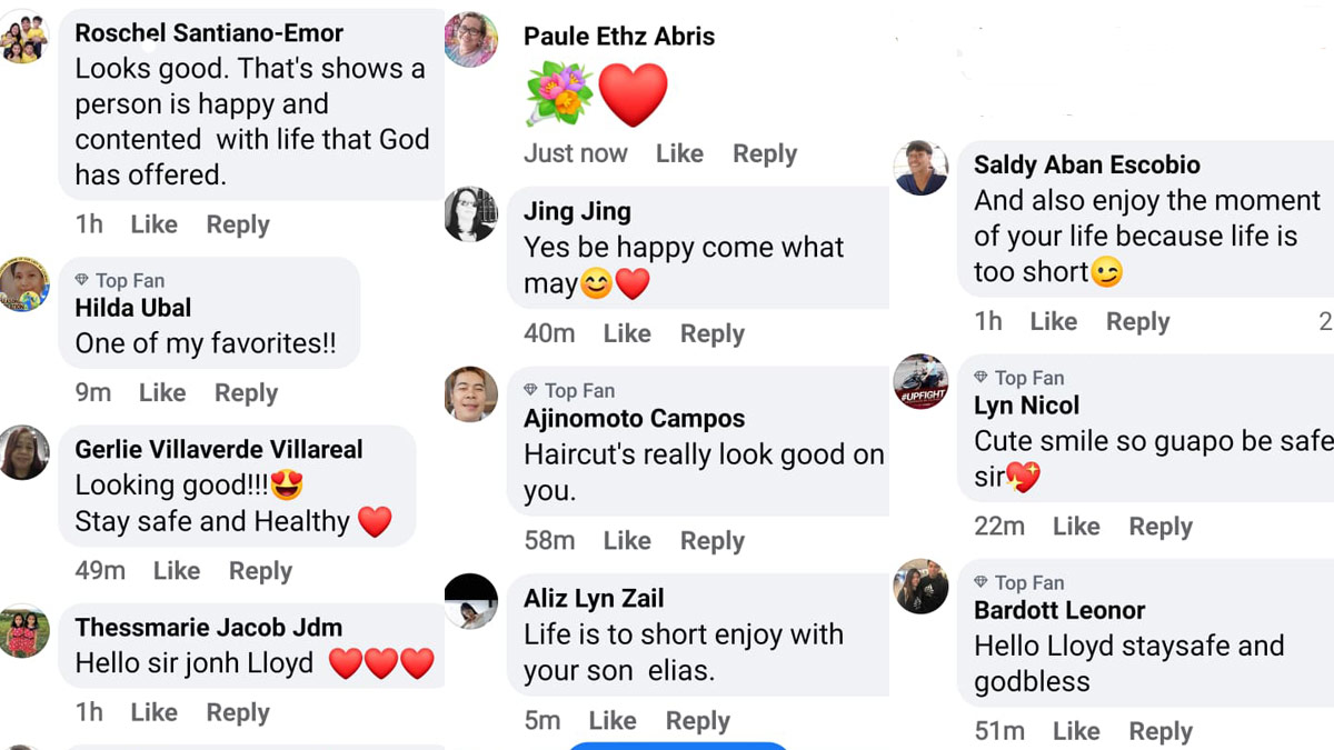 Facebook comments: JLC fans shower support to the actor
