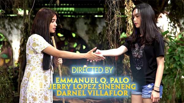 Andrea as Mira and Francine as Joy in Kapamilya series Huwag Kang Mangamba