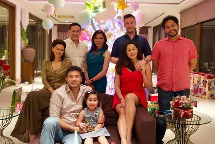 Belo-Heneras-Kho family