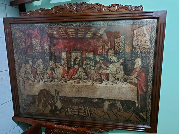 religious image: The Last Supper