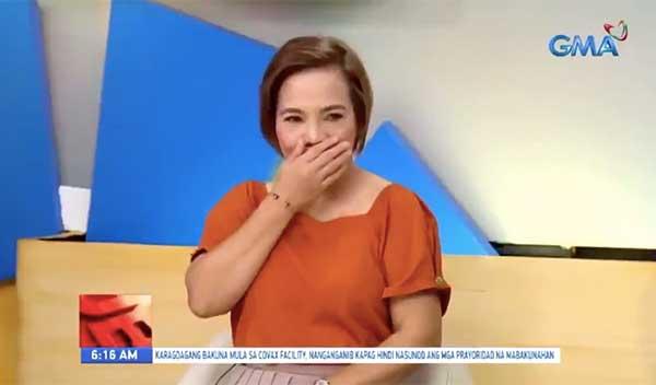 Susan Enriquez reaction
