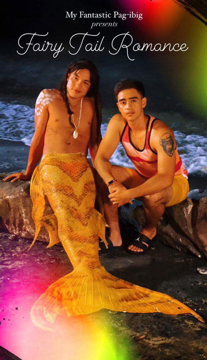 Yasser Marta, Alex Diaz in Fairt Tail Romance