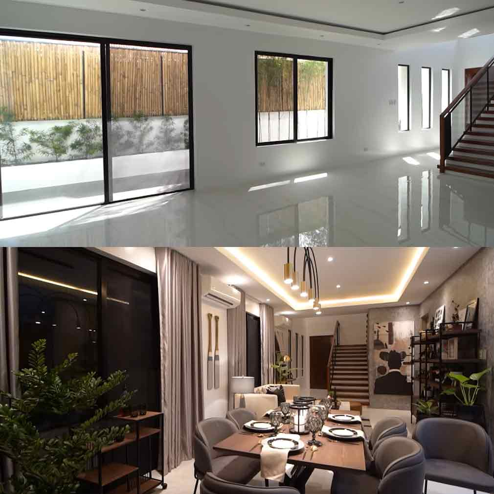 Rayver Cruz living room