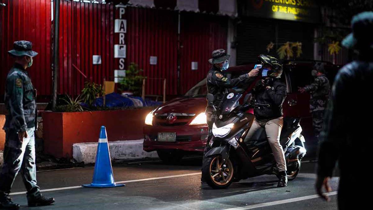 Metro Manila uniform curfew