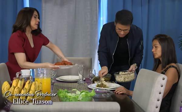 Rita Avila, Sam Milby, Iza Calzado in Ang Sa Iyo Ay Akin