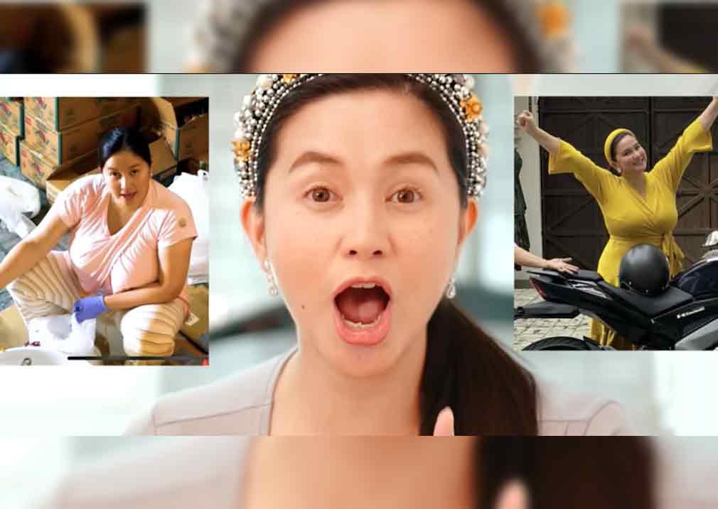 Youtube vlog screengrab: Mariel Rodriguez weight loss