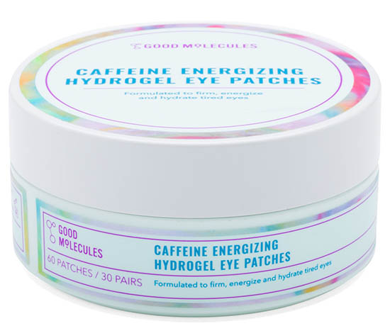 Good Molecules: Caffeine Energizing Hydrogel Eye Patches