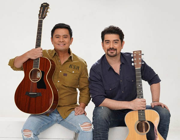 Ogie Alcasid, Ian Veneracion in Virtually Yours KilaboTitos